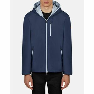 Save the Duck Marty Jacket in Navy Blue Packable